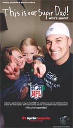 Matt Hasselbeck Super Dad